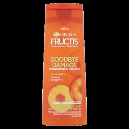 Kép Garnier Fructis Goodbye Damage sampon nagyon igénybevett hajra 250 ml
