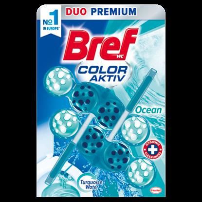 Kép Bref color akt.turquoise2x50g