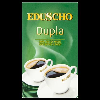 Kép Eduscho Dupla őrölt, pörkölt kávé 250 g