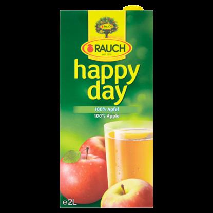 Kép Rauch Happy Day 100% almalé 2 l