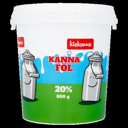 Kép Kiskanna Kannaföl 20%-os savanyított termék 800 g