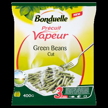 Kép Bonduelle Vapeur zöldhüvelyű vágott zöldbab 400 g