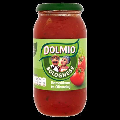 Kép Dolmio Bolognese bolognai alap bazsalikommal és olívaolajjal 500 g