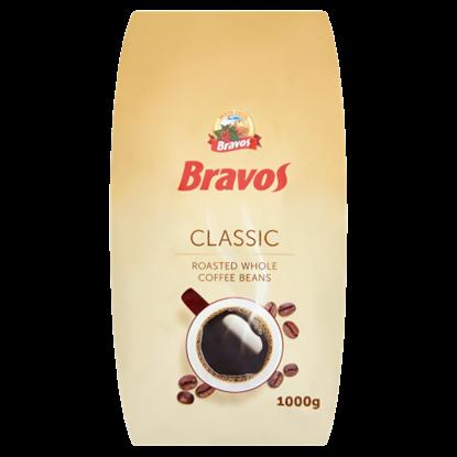Kép Bravos Classic pörkölt szemes kávé 1000 g