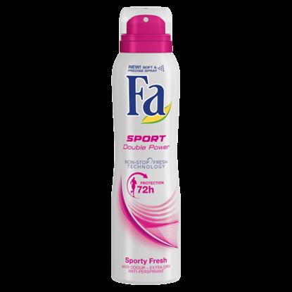 Kép Fa Sport Double Power Sporty Fresh izzadásgátló dezodor 150 ml