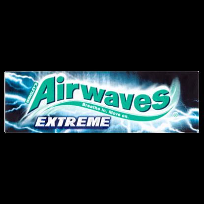 Kép Airwaves Extreme drazsé cukormentes rágógumi 14 g