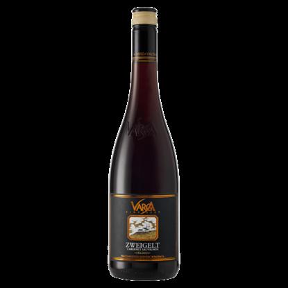 Kép Varga Zweigelt-Cabernet Sauvignon félédes vörösbor 11% 0,75 l