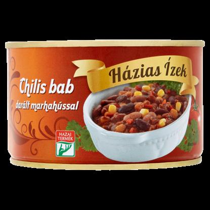 Kép Házias Ízek chilis bab darált marhahússal 400 g