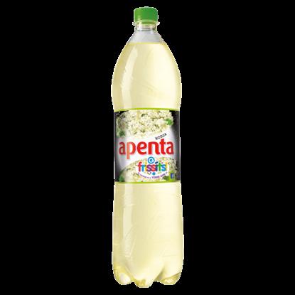 Kép Apenta bodza szénsavas üdítőital természetes ásványvízzel 1,5 l