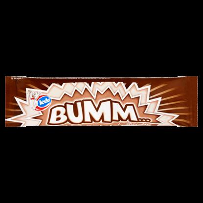 Kép Ledo Bumm... csokoládé ízű jégkrém ostyadarabkákat tartalmazó kakaós bevonóval 65 ml