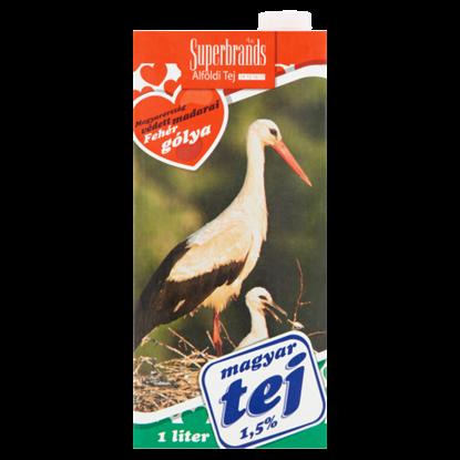 Kép Magyar Tej UHT zsírszegény tej 1,5% 1 l
