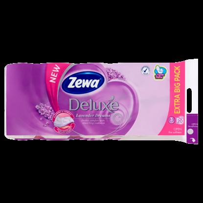 Kép Zewa Deluxe Lavender Dreams toalettpapír 3 rétegű 20 tekercs
