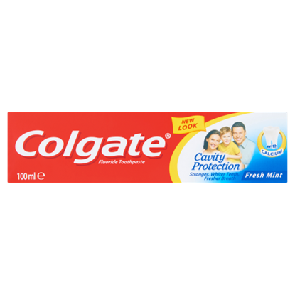 Kép Colgate Cavity Protection Fresh Mint fogkrém 100 ml