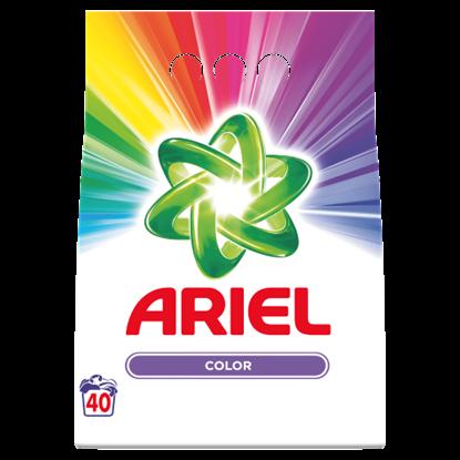 Kép Ariel Color Mosópor, 3 kg, 40 Mosáshoz