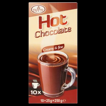 Kép Tutti forró csokoládé italpor 10 db 250 g