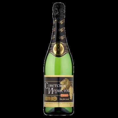 Kép Szovjetszkoje Igrisztoje édes fehér pezsgő 10,5% 750 ml