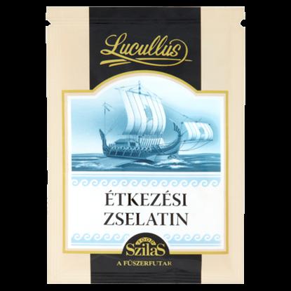 Kép Lucullus étkezési zselatin 20 g