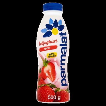 Kép Parmalat epres ivójoghurt 500 g