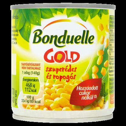 Kép Bonduelle Gold morzsolt csemegekukorica 170 g