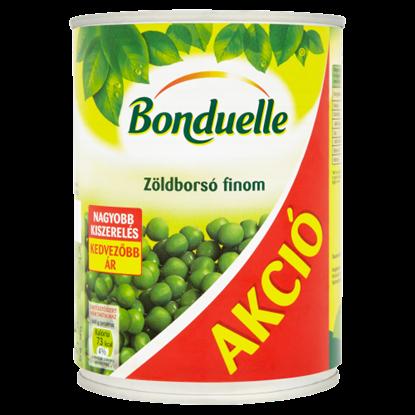 Kép Bonduelle finom zöldborsó 545 g