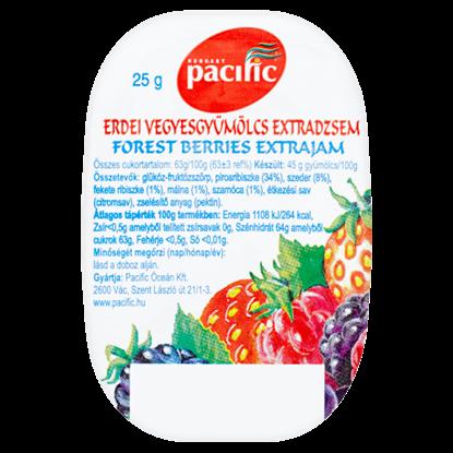 Kép Pacific erdei vegyesgyümölcs extra dzsem 25 g