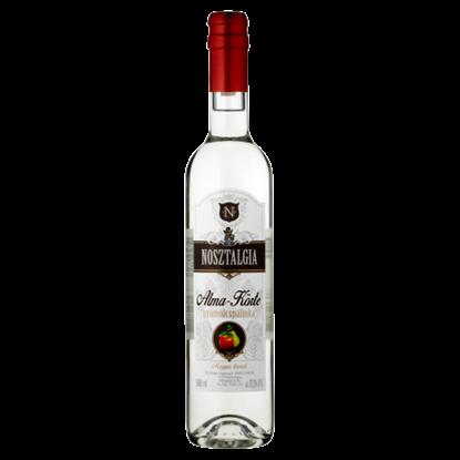 Kép Nosztalgia alma-körte gyümölcspálinka 37,5% 500 ml