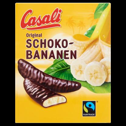 Kép Casali Original habosított banánkrém csokoládéba mártva 150 g