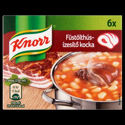 Kép Knorr füstölthús-ízesítő kocka 6 db 60 g