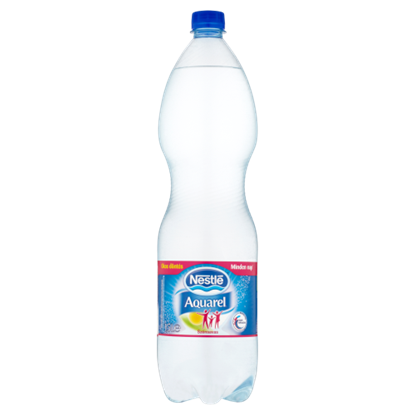 Kép Nestlé Aquarel szénsavas természetes ásványvíz 1,5 l