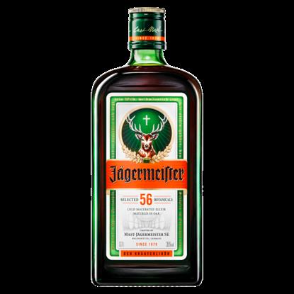Kép Jägermeister gyógynövény likőr 35% 0,7 l