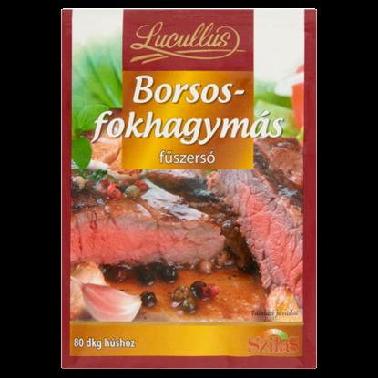 Kép Lucullus borsos-fokhagymás fűszersó 28 g
