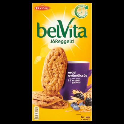 Kép belVita JóReggelt! erdei gyümölcsös gabonás omlós keksz 300 g