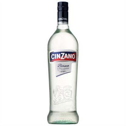 Kép Cinzano Bianco édes, fehér ízesített boralapú ital 14,4% 0,75 l
