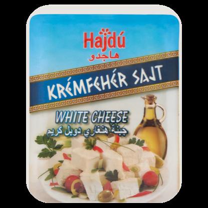 Kép Hajdú krémfehér sajt 185 g