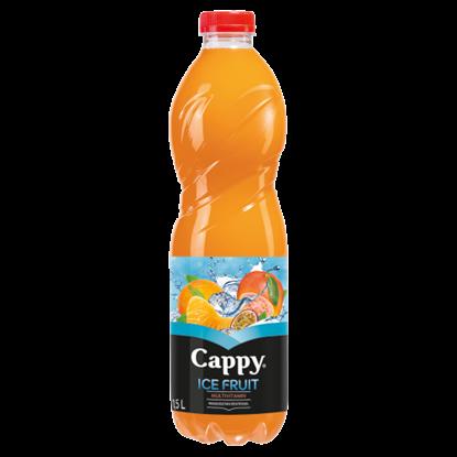 Kép Cappy Ice Fruit Multivitamin szénsavmentes vegyesgyümölcs ital mangosztán ízesítéssel 1,5 l