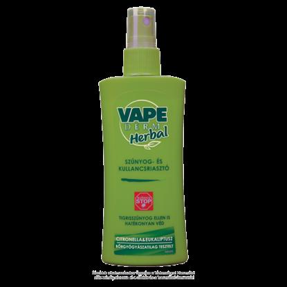 Kép Vape Derm Herbál szúnyog- és kullancsriasztó pumpás 100 ml