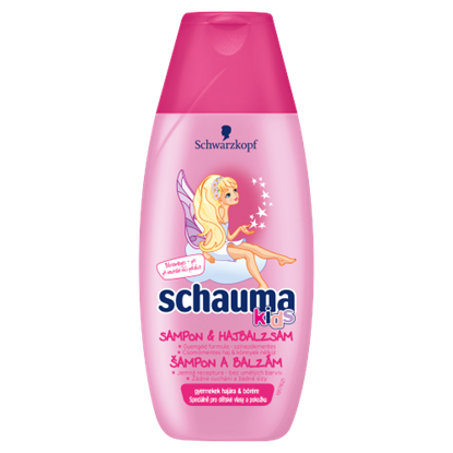 Kép Schauma sampon Kids lányoknak 250 ml