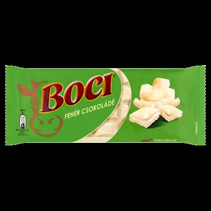 Kép Boci fehér csokoládé 90 g