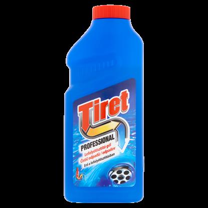 Kép Tiret Professional lefolyótisztító gél 500 ml