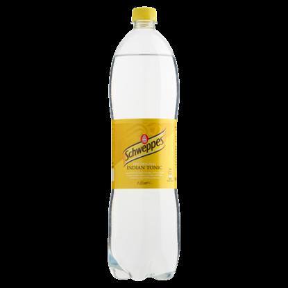 Kép Schweppes Indian Tonic szénsavas üdítőital 1,5 l