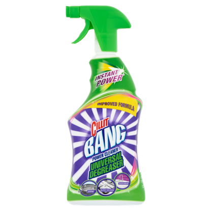 Kép Cillit Bang Power Cleaner zsíroldó spray 750 ml