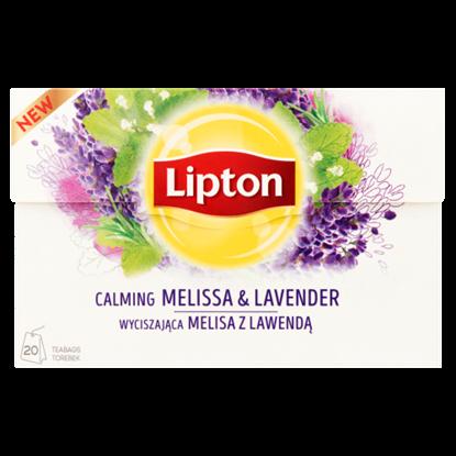 Kép Lipton citromfű és levendula tea 20 filter 26 g