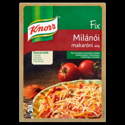 Kép Knorr Fix milánói makaróni alap 60 g