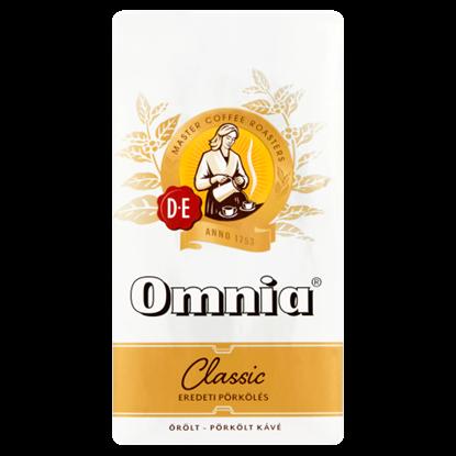 Kép Douwe Egberts Omnia Classic őrölt-pörkölt kávé 500 g