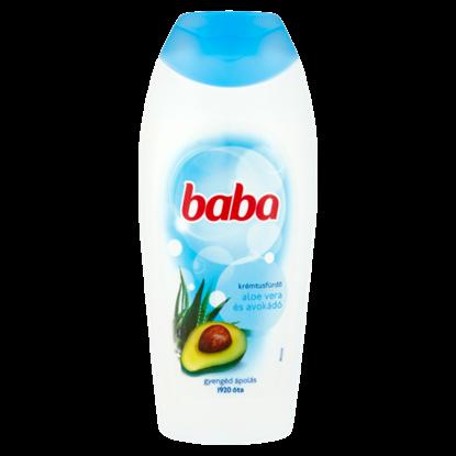 Kép Baba aloe vera és avokádó krémtusfürdő 400 ml