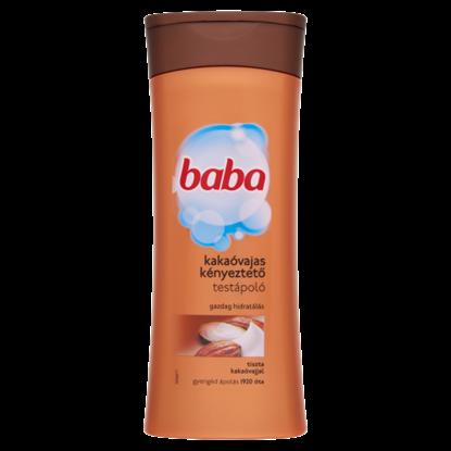 Kép Baba kakaóvajas kényeztető testápoló 400 ml