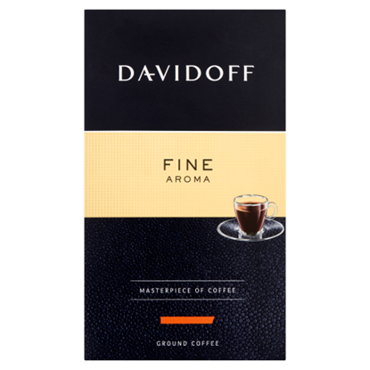 Kép Davidoff Fine Aroma őrölt, pörkölt kávé 250 g
