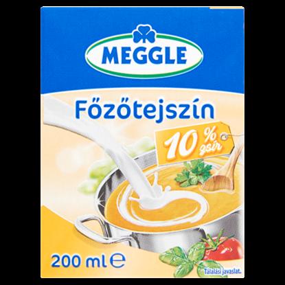 Kép Meggle UHT főzőtejszín 10% 200 ml