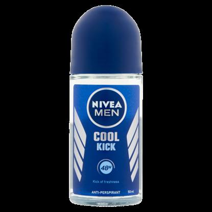 Kép NIVEA MEN Cool Kick izzadásgátló golyós dezodor 50 ml
