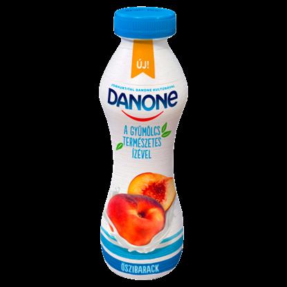 Kép Danone zsírszegény, élőflórás, őszibarackos joghurtital 280 g